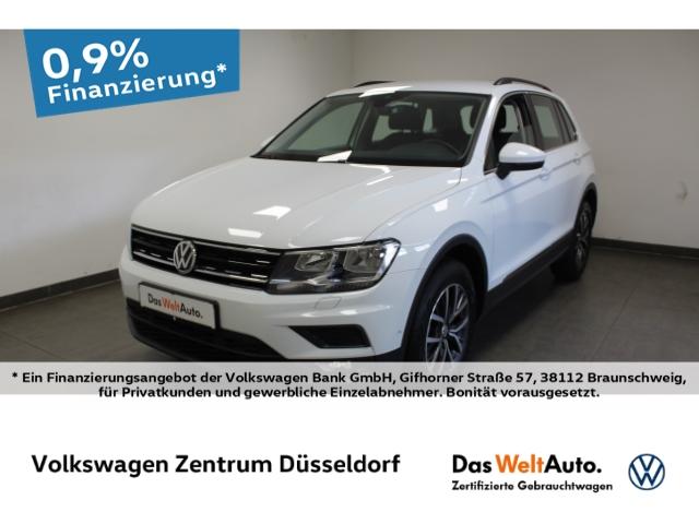 Volkswagen Tiguan Comfortline 1.5 TSI *Kamera*PDC*Alu*, Jahr 2020, Benzin