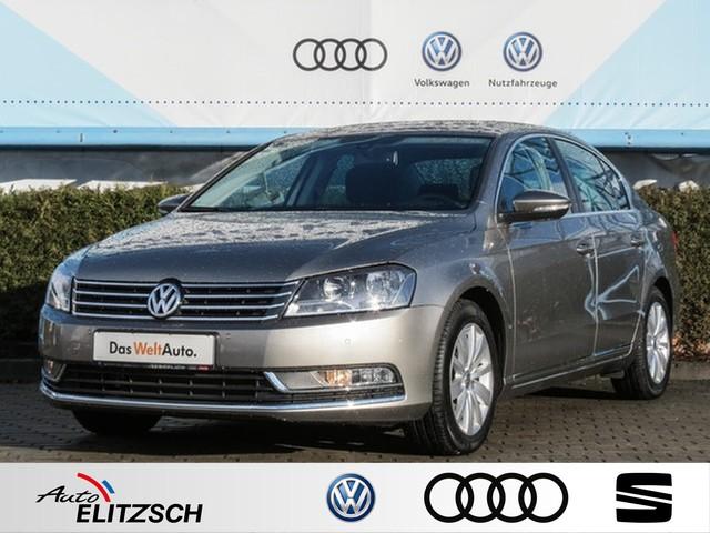 Volkswagen Passat 1.8 TSI Comfortline RCD510 GRA SH, Jahr 2012, petrol