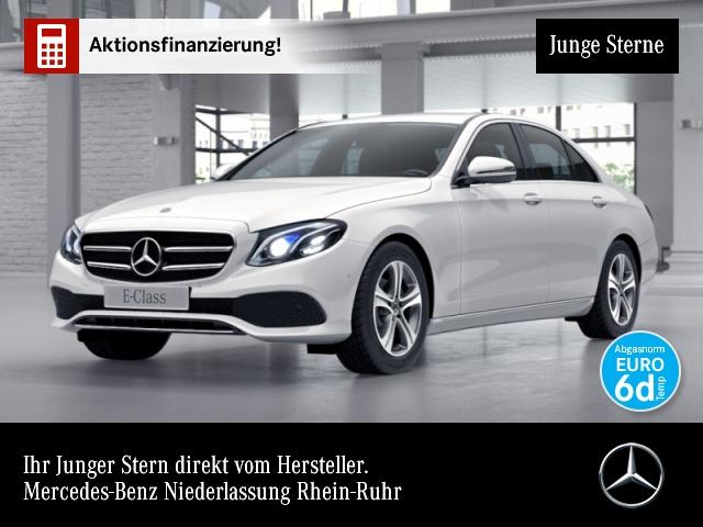 Mercedes-Benz E 200 d Avantgarde WideScreen Multibeam COMAND AHK, Jahr 2019, Diesel