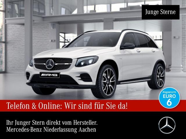 Mercedes-Benz GLC 43 4MATIC Sportpaket Bluetooth Head Up Display, Jahr 2017, Benzin