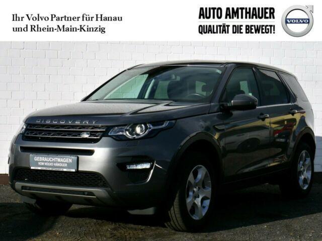Land Rover Discovery Sport SE - AHK,WinterPaket, Xenon,Navi, Jahr 2016, diesel