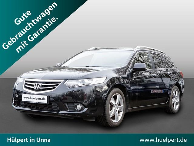 Honda Accord Tourer 2.0 Lifestyle ALU17 XENON SHZ BLUETOOTH, Jahr 2014, petrol