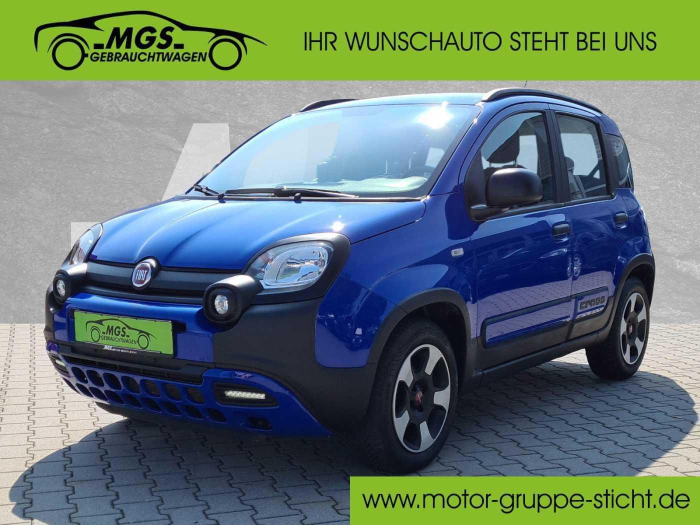 Fiat Panda 1.2 Start&Stop City Cross #BT, Jahr 2018, Benzin