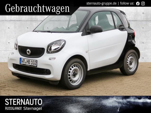 smart fortwo coupé 66kW LED-Tagfahrlicht, Jahr 2015, Benzin