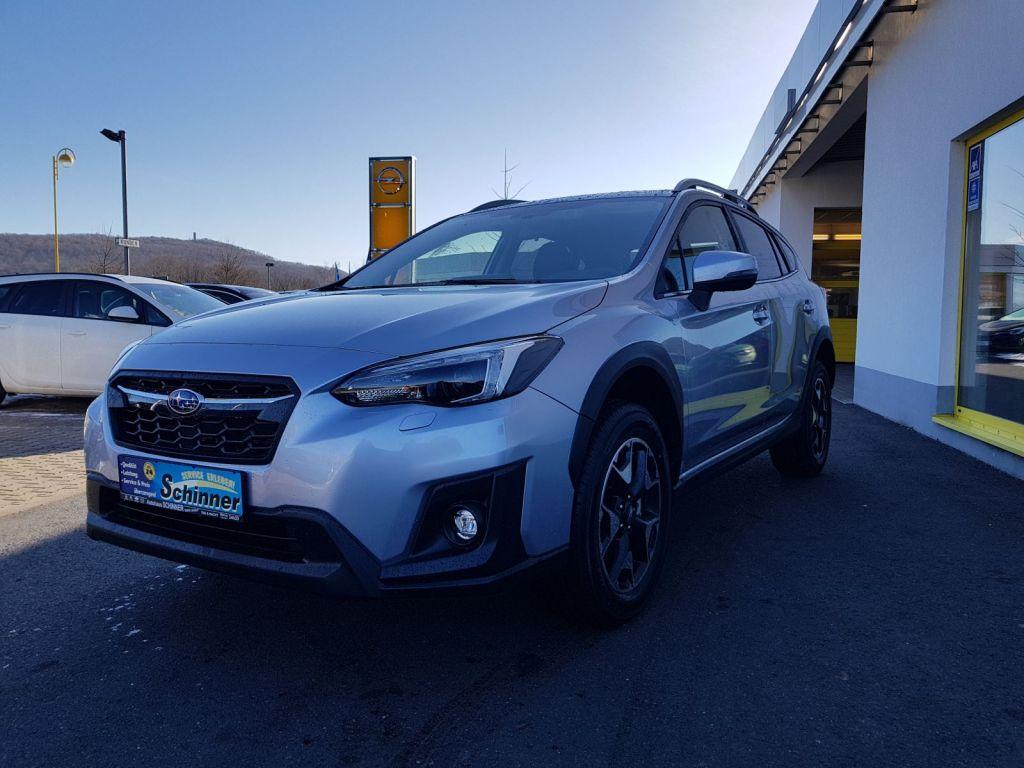 Subaru XV 1.6i Lineartronic Comfort, Jahr 2019, petrol