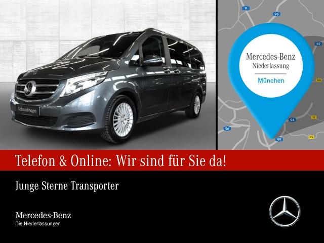 Mercedes-Benz V 250 d EDITION Lang AHK Comand Kamera Standhzg., Jahr 2017, Diesel