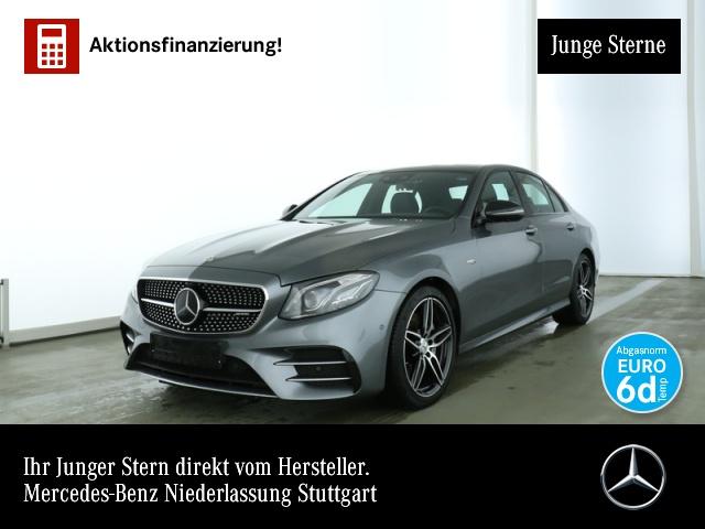 Mercedes-Benz E 53 4M+ AMG Fahrass Widescreen Multibeam Pano, Jahr 2019, petrol