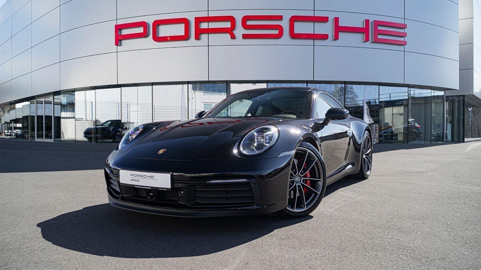 Porsche 992 Carrera S Coupe BOSE,SportChrono,Sitzheizung, Jahr 2019, Benzin