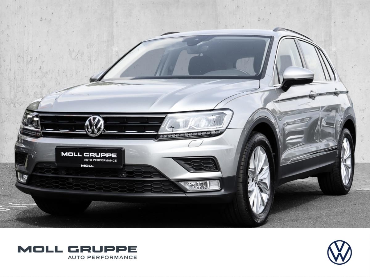 Volkswagen Tiguan 1.4 TSI Comfortline PDC LED Navi Bremsass, Jahr 2016, Benzin