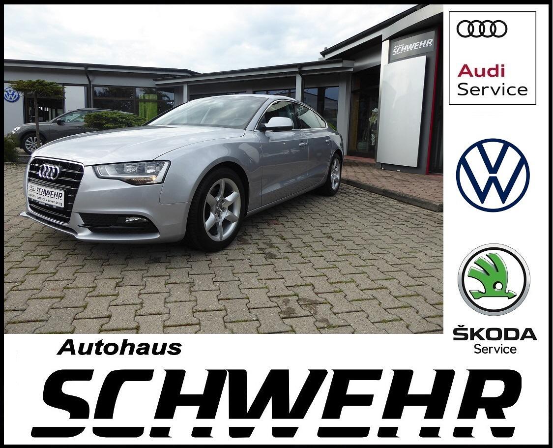 Audi A5 Sportback 2.0 TDI clean Diesel, Jahr 2015, Diesel