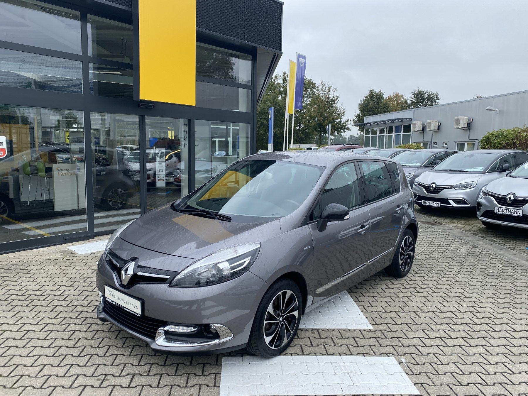 Renault Scenic Bose Edition ENERGY dCi 130, Jahr 2016, Diesel