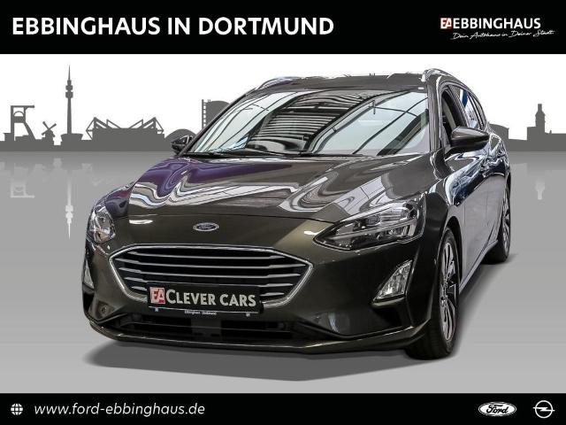 Ford Focus Turnier ERGONOMIE SITZ LED RFK PARK-ASS, Jahr 2019, Diesel
