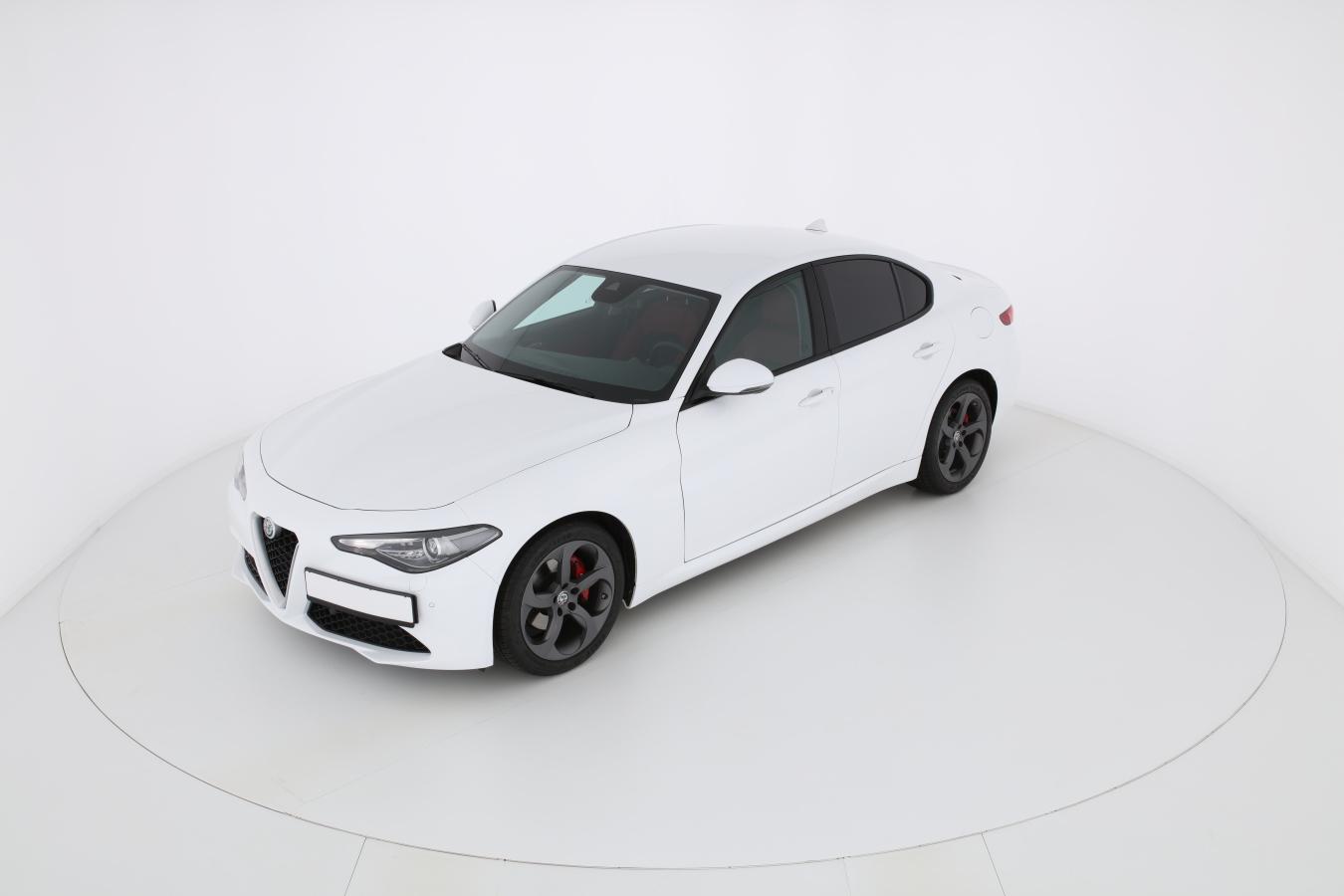 Alfa Romeo Giulia 2.2 Diesel Super Klimaautomatik Automatik, Jahr 2017, Diesel