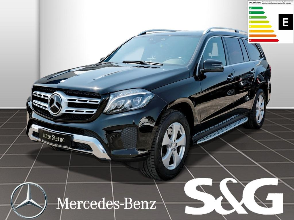Mercedes-Benz GLS 500 4MATIC RüKam./Navi/AHK/LED/Sitzheizung, Jahr 2016, Benzin