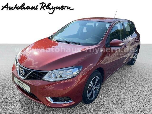 Nissan Pulsar 1.2 85kW DIG-T Acenta, Jahr 2016, Benzin