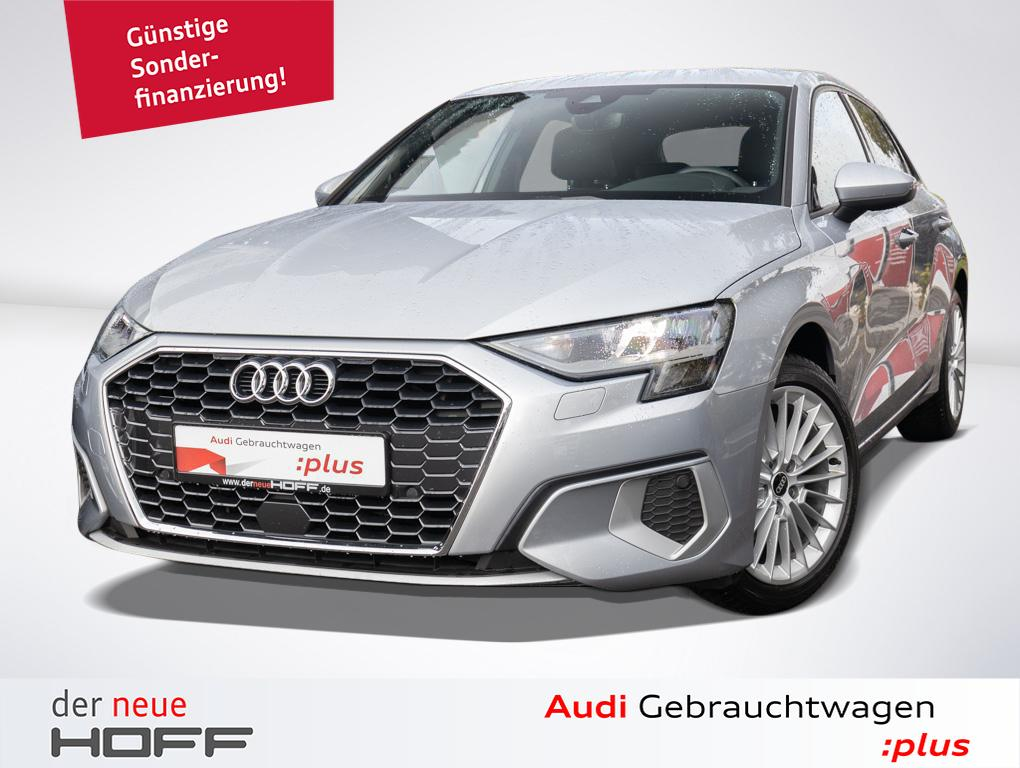 Audi A3 Sportback Advanced NAVI Sound System Alu Touc, Jahr 2021, Benzin