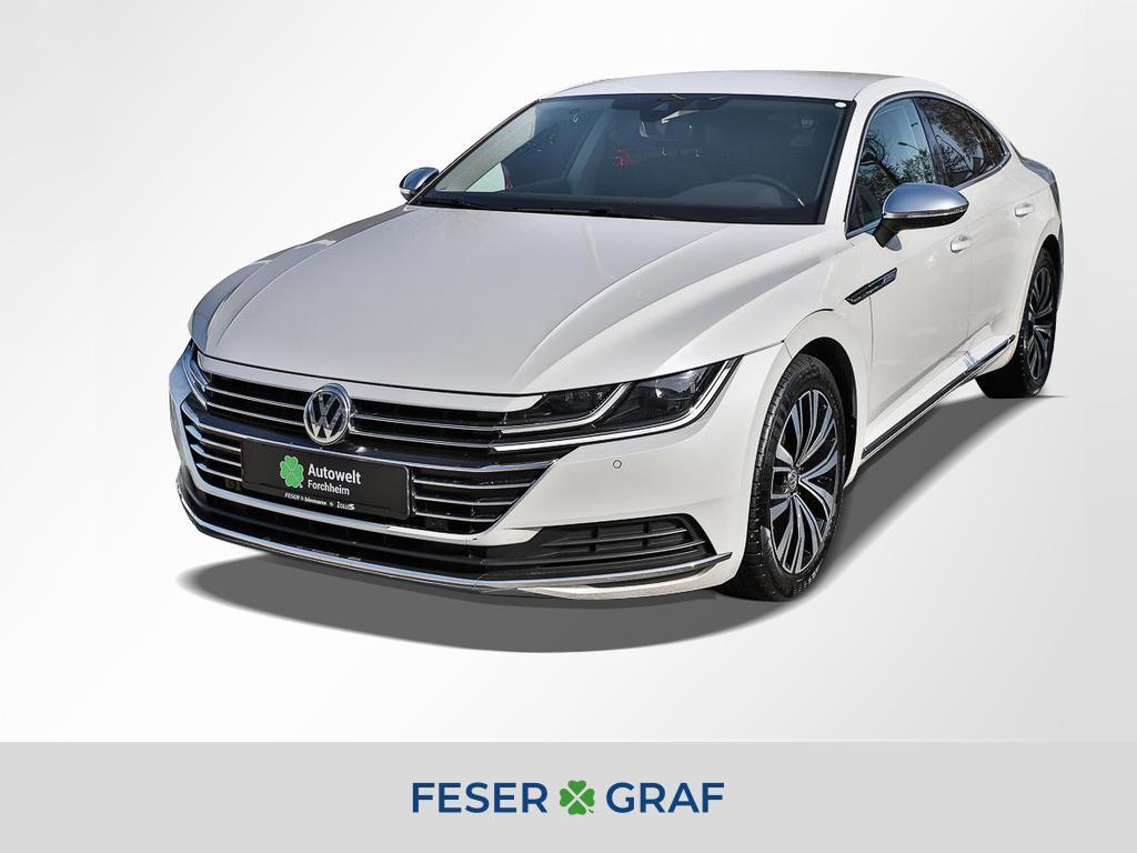 Volkswagen Arteon 2.0 TDI Elegance AHK LED Leder Navi Sitzh, Jahr 2017, Diesel