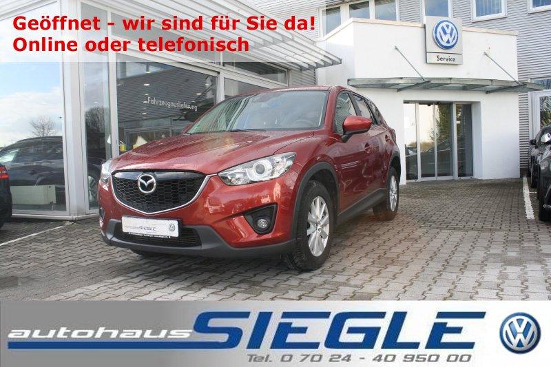 Mazda CX-5 2.2 Skyactiv-D Automatik*EURO6*Parktronic*Sitzheizung*GRA, Jahr 2013, Diesel