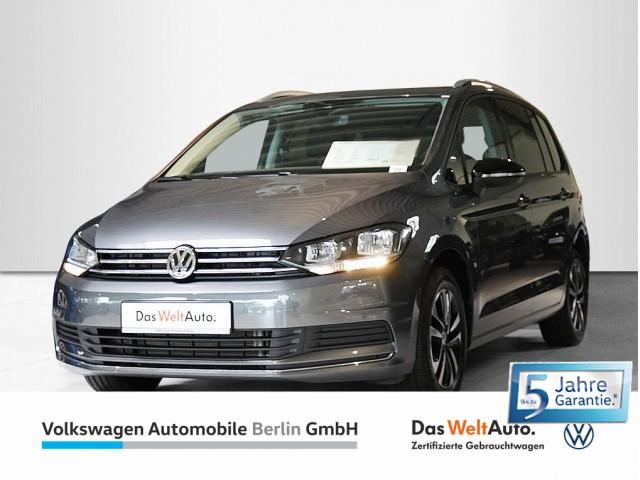 Volkswagen Touran 2.0TDI IQ.DRIVE NAVI STHZG 7-Sitze, Jahr 2020, Diesel