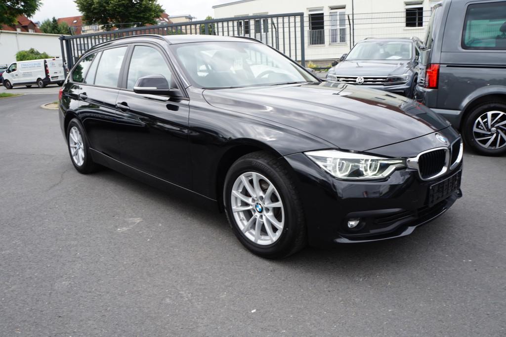 BMW 318 d Touring Advantage*Navi Prof*LED*Tempomat*, Jahr 2018, Diesel