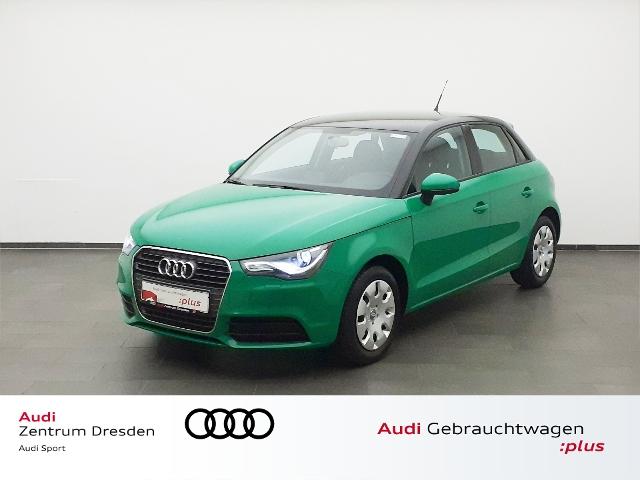 Audi A1 Sportback 1.2 TFSI XENON-Plus/Einparkhilfe, Jahr 2014, Benzin