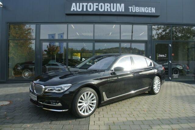 BMW 750Li xDrive*VOLL*PANORAMA*LASERLICHT*4 Sitzer*, Jahr 2018, Benzin