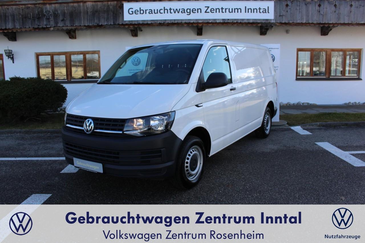 Volkswagen T6 Transporter Kasten-Kombi (SG)(04.2015->), Jahr 2016, Diesel