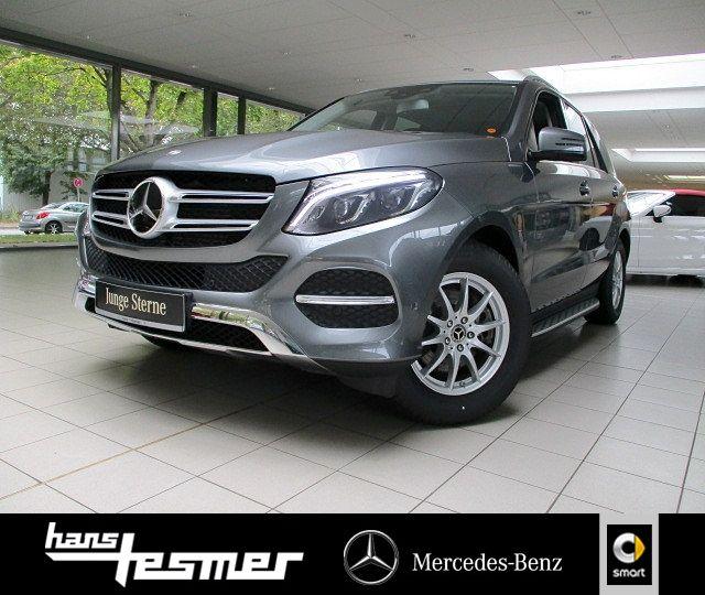 Mercedes-Benz GLE 250 d 4M AIRMATIC, DISTRONIC, SHD, Leder,LED, Jahr 2018, Diesel