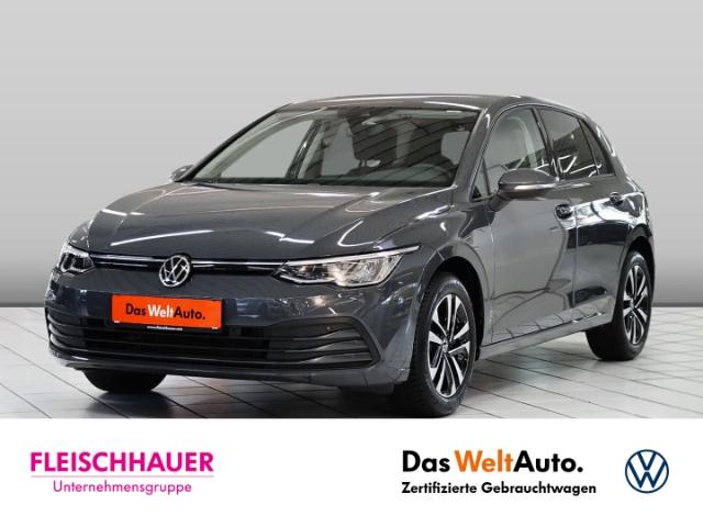 Volkswagen Golf VIII United 1.0 TSI NAVI KLIMA SHZ PDC, Jahr 2020, Benzin