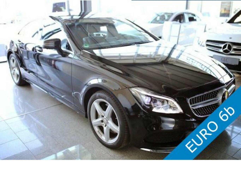 Mercedes-Benz CLS 350 d-4M-AMG-COMAND-360°-MEMORY-LED-DISTRONI, Jahr 2016, Diesel