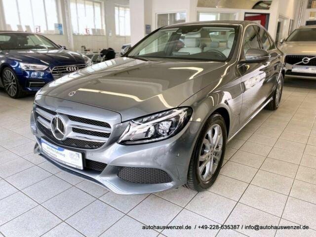 Mercedes-Benz C 220 d Aut. Avantgarde DISTRONIC COMAND 360°, Jahr 2018, Diesel