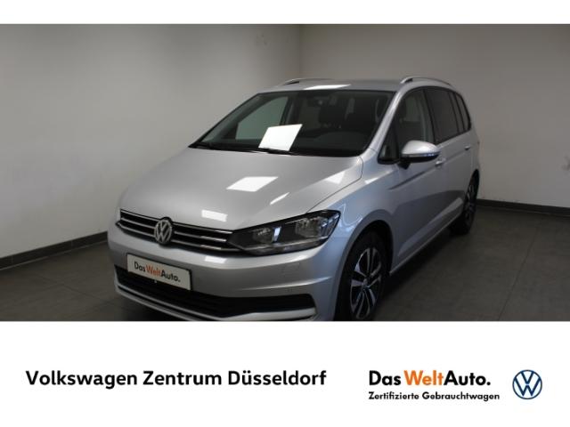 Volkswagen Touran United 1.5 TSI 7Sitzer *Navi*SHZ*PDC*, Jahr 2020, Benzin