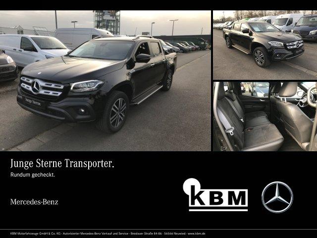 Mercedes-Benz X 350 d 4x4 PRO ED Klima,Navi,AHK 3,5t Comand, Jahr 2018, Diesel
