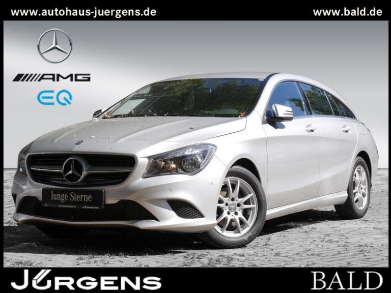 Mercedes-Benz CLA 180 SB Automatik/Navi/Park-Assist/Klima/16', Jahr 2015, Benzin