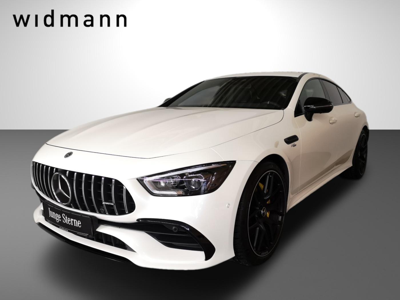 Mercedes-Benz AMG GT 53 4M+ Designo*Burmester*AMG-AGA*AHK*MBUX, Jahr 2020, Benzin