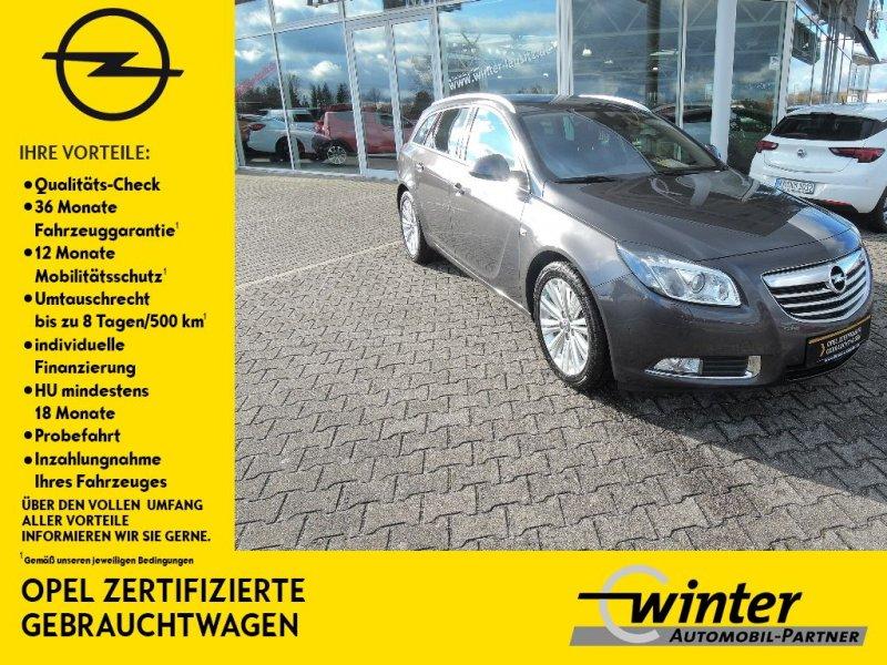 Opel Insignia Automatik, Bi-Xenon, DAB, Klimaauto., Jahr 2012, Diesel