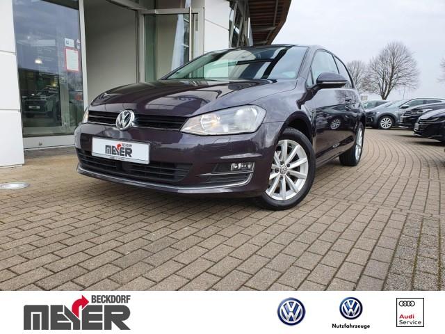 Volkswagen Golf LOUNGE 1.2 TSI Klima Einparkhilfe, Jahr 2015, Benzin
