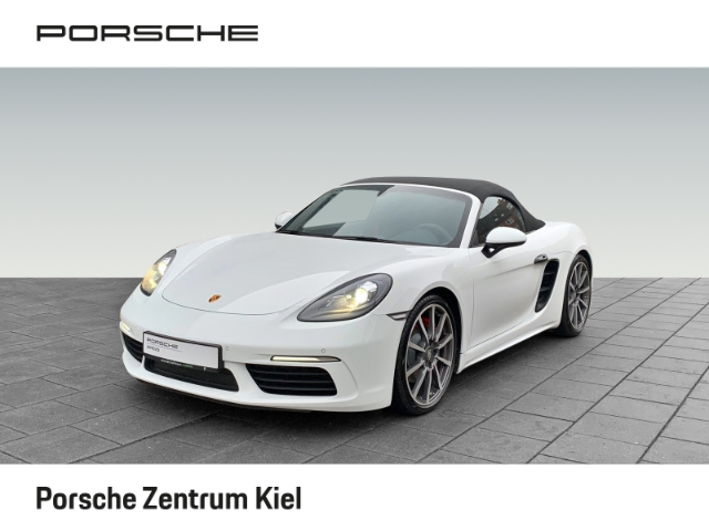 Porsche Boxster 718 S - Navi, Carbon Paket, Alcantara, Jahr 2017, Benzin