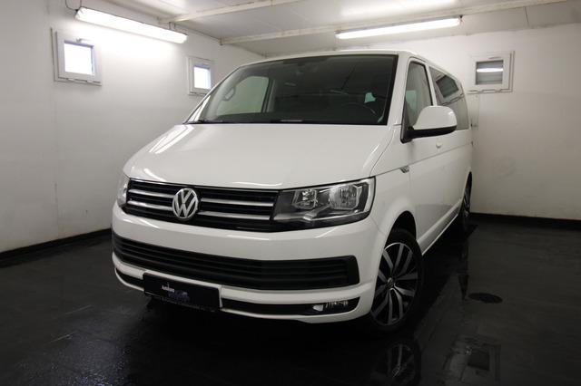 Volkswagen T6 MULTIVAN 2.0 TDI STANDHEIZUNG|NAVI|RCAM|KLIMA, Jahr 2016, Diesel