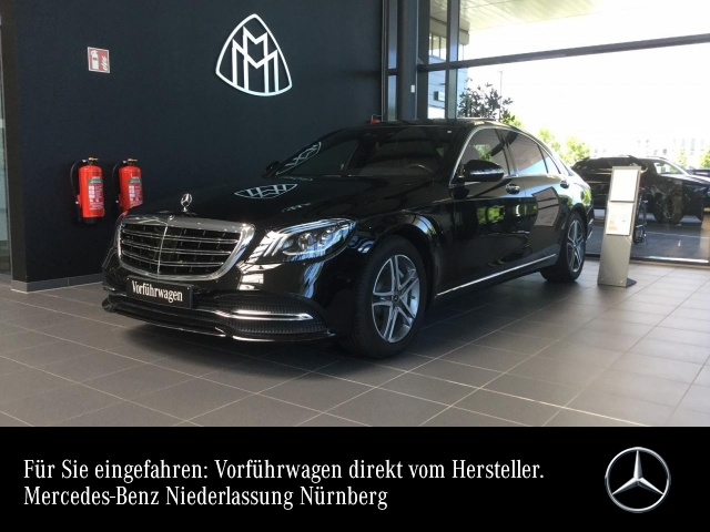 Mercedes-Benz S 560 L 4Matic AMG /Pano/ Multibeam/ Burm/Head-Up/, Jahr 2019, Benzin