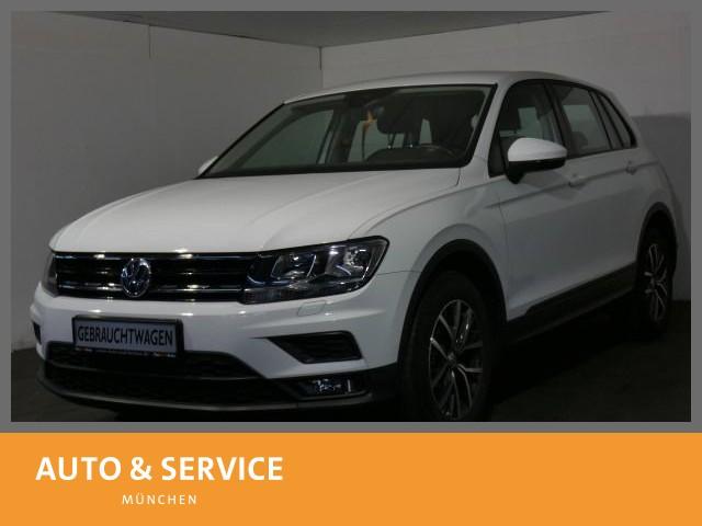 Volkswagen Tiguan 1.4 TSI BMT Trendline  Navi SitzHzg PDC , Jahr 2017, Benzin