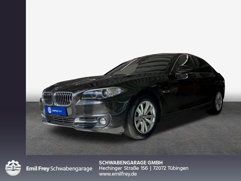 BMW 528i xDrive Aut., Jahr 2015, Benzin
