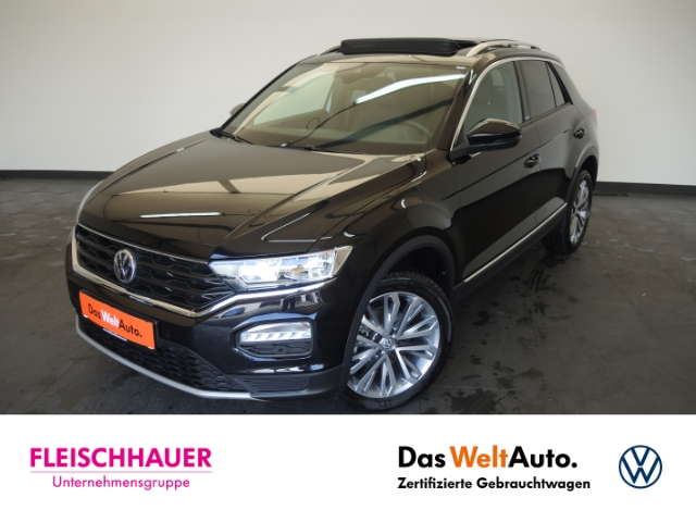 Volkswagen T-Roc United 1.5 TSI ACT EU6d-T, Jahr 2020, Benzin