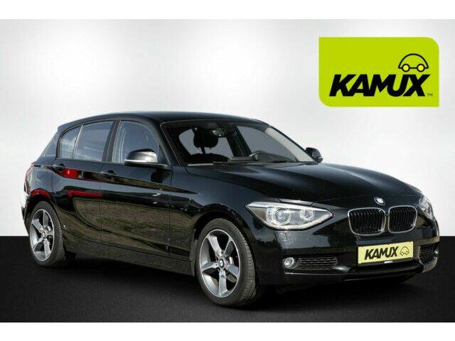 BMW 118d Steptronic+Xenon+Navi+SHZ+Klmaaut.+PDC+BT, Jahr 2013, Diesel