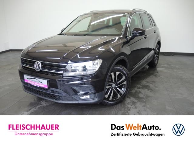 Volkswagen Tiguan Comfortline BMT 1.5 TSI DSG Navi PDC, Jahr 2020, Benzin