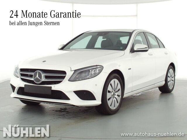 Mercedes-Benz C 300 e AVANTGARDE Exterieur+Park-Assist./Autom., Jahr 2020, Hybrid