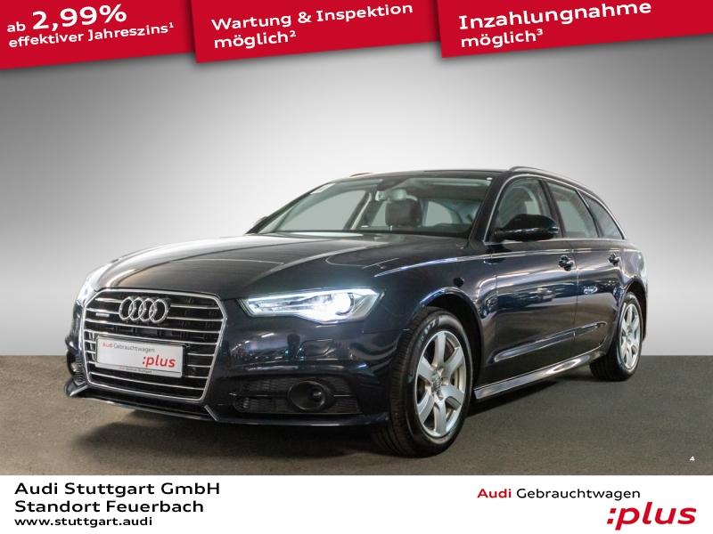 Audi A6 Avant 2.0 TDI quattro AHK ACC Standheizung, Jahr 2017, Diesel