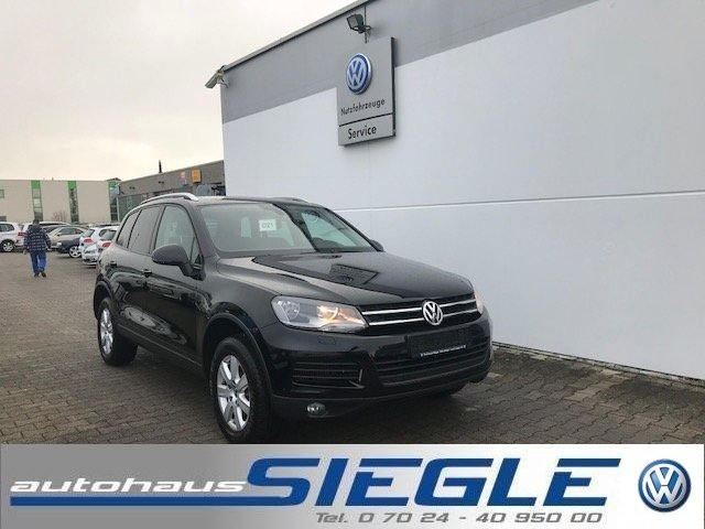 Volkswagen Touareg 3.0 V6 TDI*Leder*Navi*Panorama, Jahr 2014, Diesel