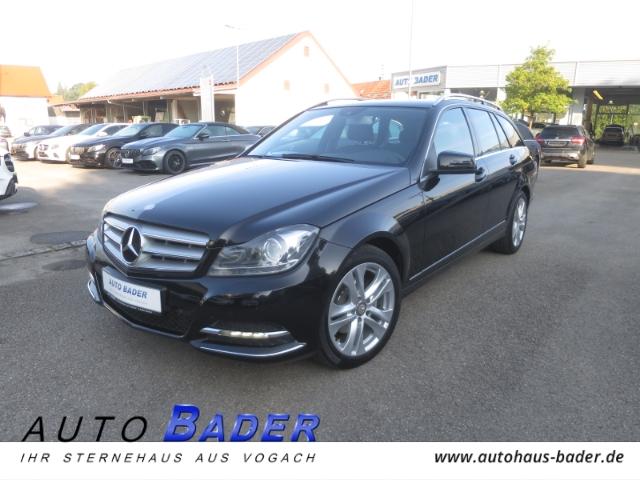 Mercedes-Benz C 220 CDI T-Modell BlueEfficiency Avantgarde, Jahr 2014, Diesel