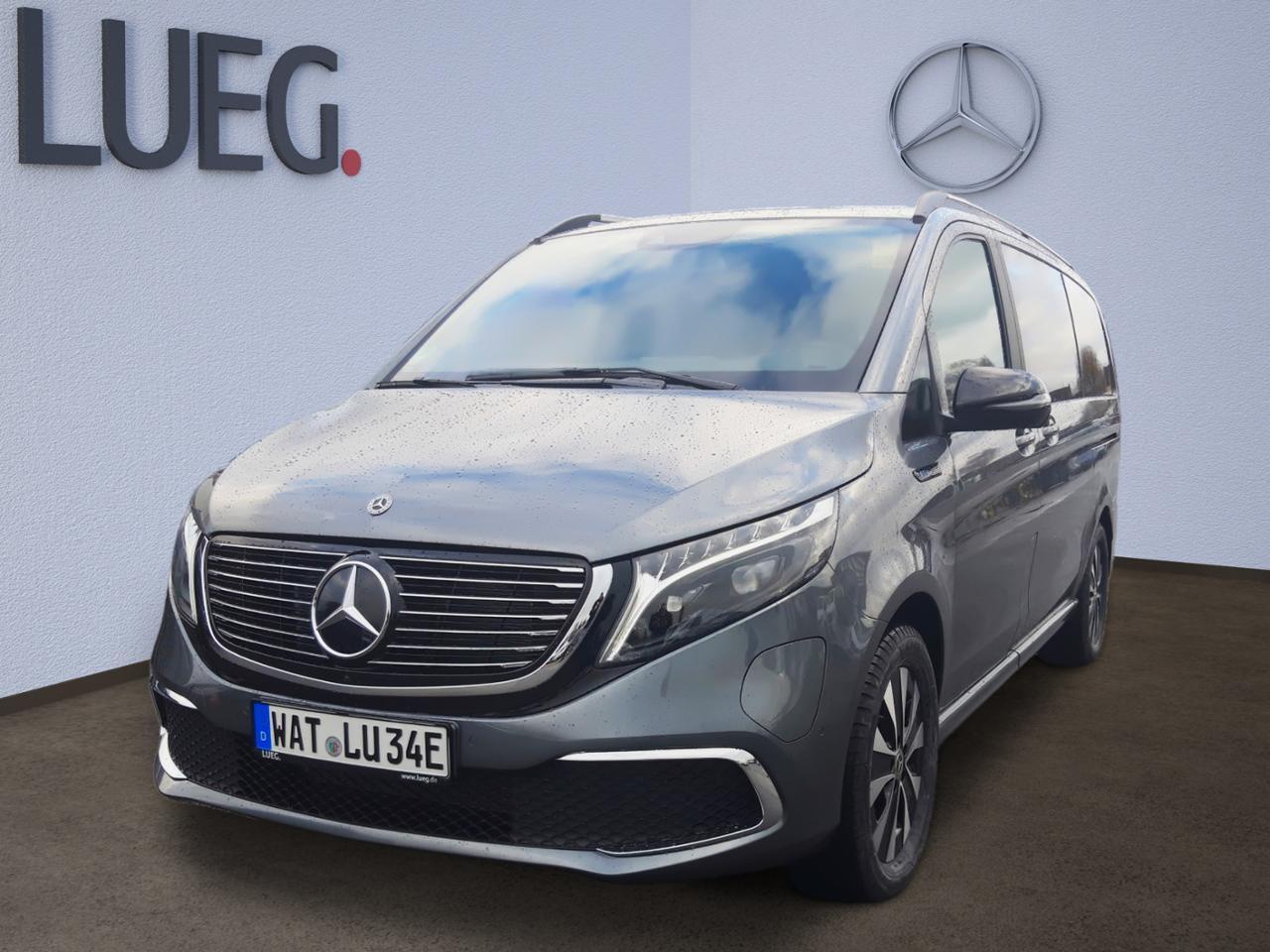 Mercedes-Benz EQV 300 L lang 7-Sitzer/MBUX/360°-Kamera, Jahr 2020, Elektro